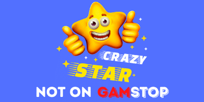 crazy star casino not on gamstop