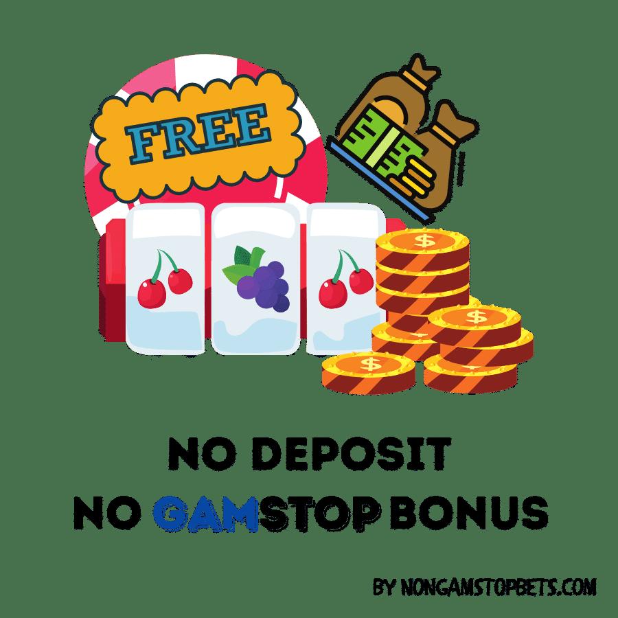 no deposit no gamstop bonus