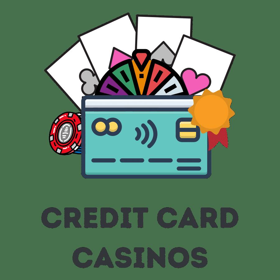 credit card casino sites