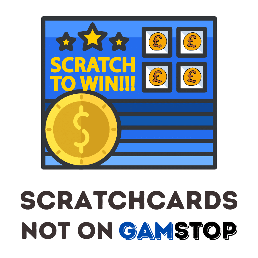 scratchcards not on gamstop