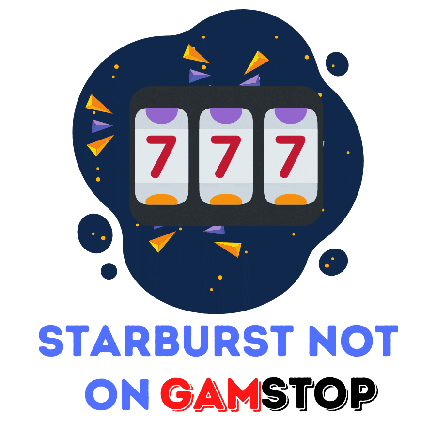 starburst not on gamstop