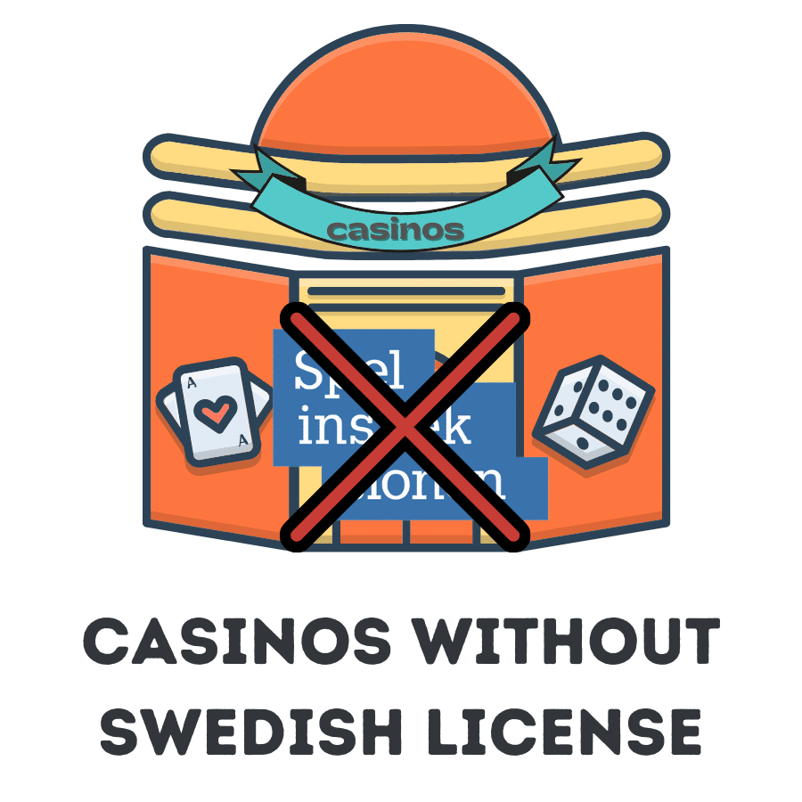 casinos without swedish license