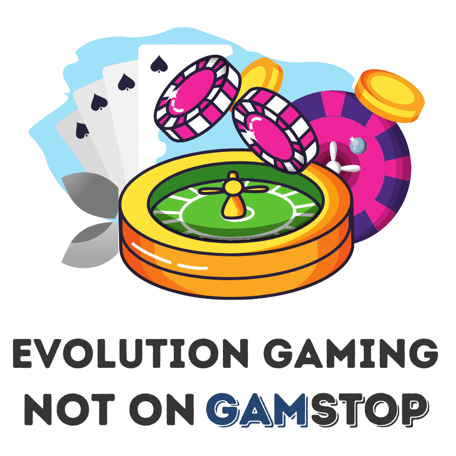 evolution gaming not on gamstop