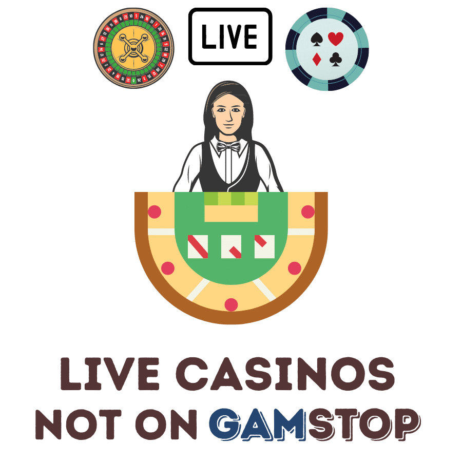 live casinos not on gamstop