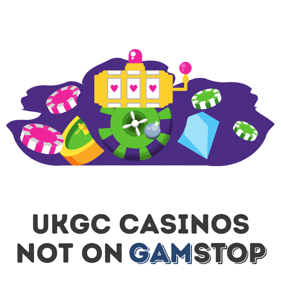 ukgc casinos not on gamstop