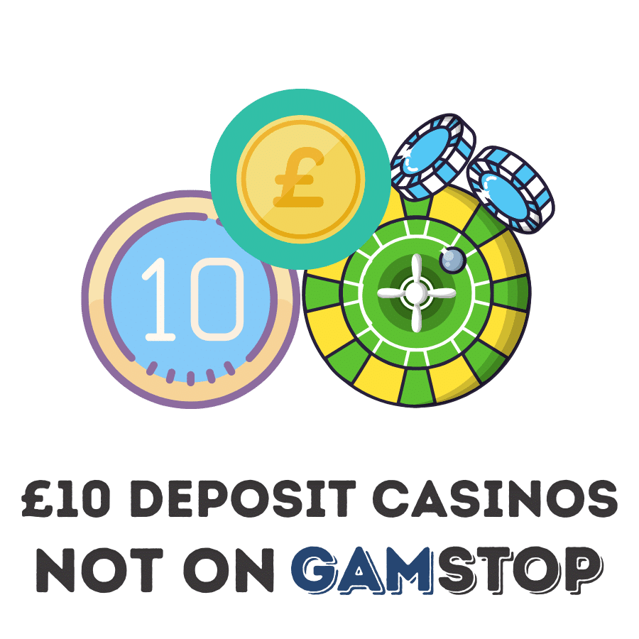 £10 deposit casinos not on gamstop
