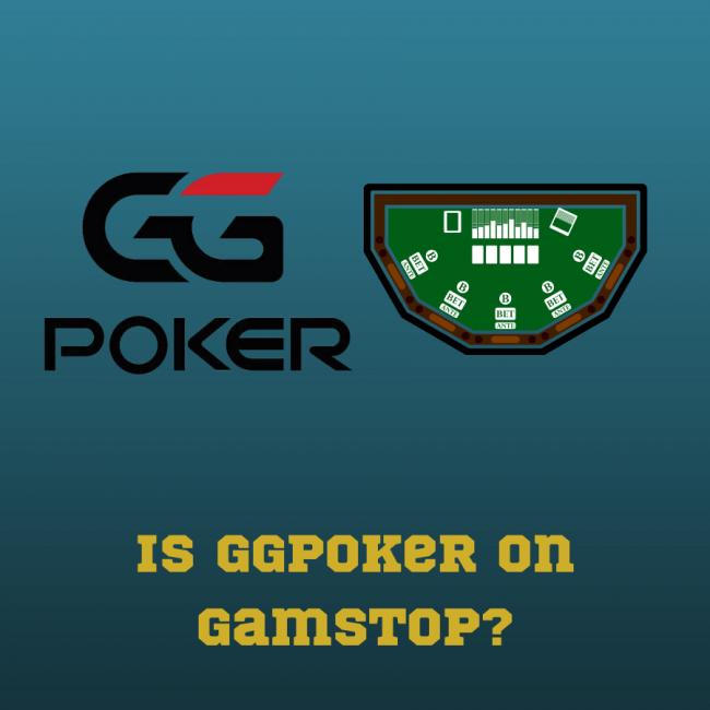 is ggpoker on gamstop