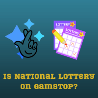 is national lottery on gamstop