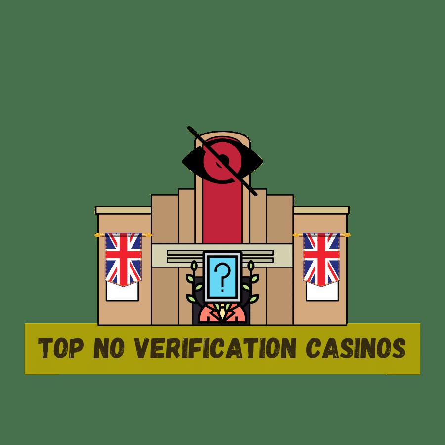 best no verification online casinos
