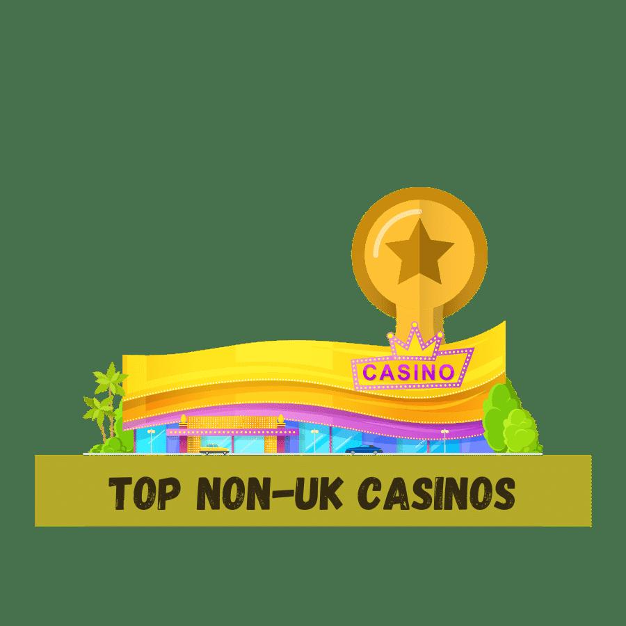 best non-uk casino sites
