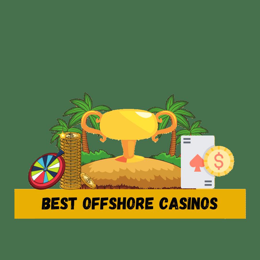 best offshore online casinos