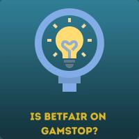 is betfair on gamstop