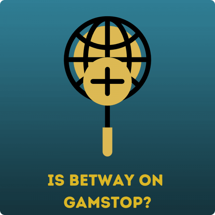 is betway on gamstop