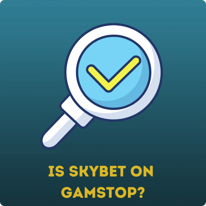 is skybet on gamstop
