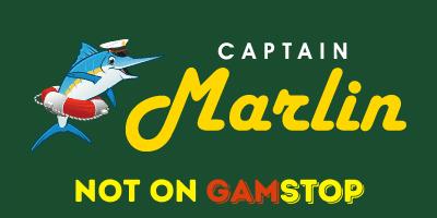 captain marlin casino not on gamstop