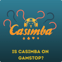 is casimba on gamstop