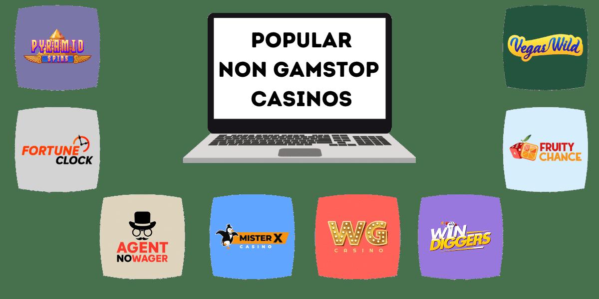 popular casinos not on gamstop