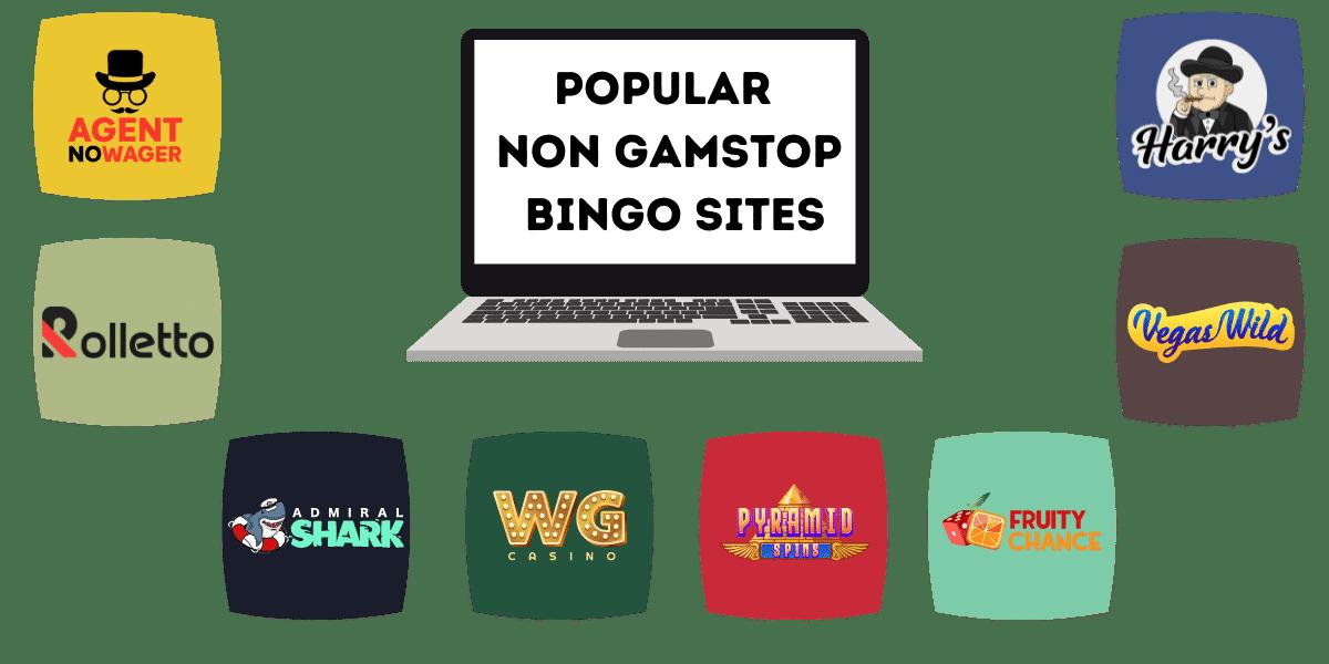 popular uk bingo sites not on gamstop