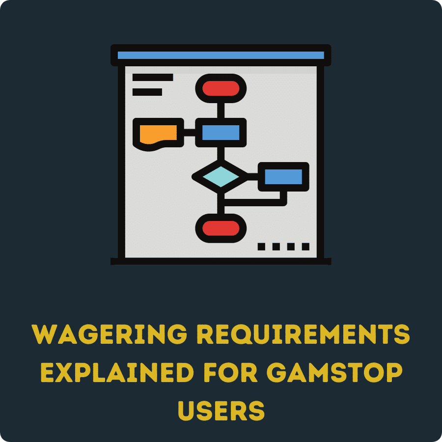 wagering requirements explained for gamstop players