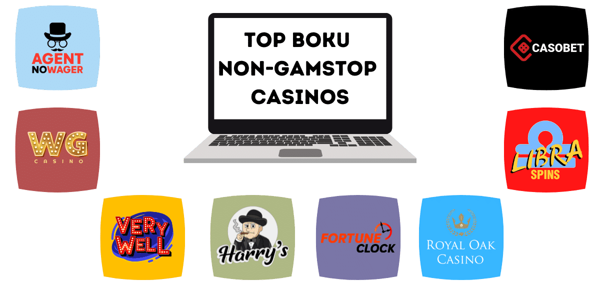 best boku casinos not on gamstop