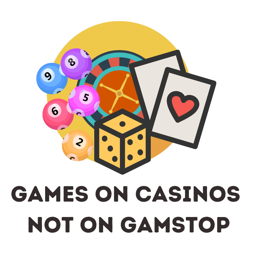 games on casinos not on gamstop