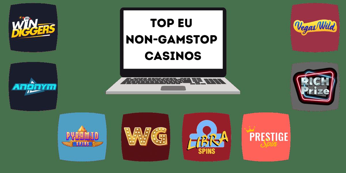 best european casinos not on gamstop