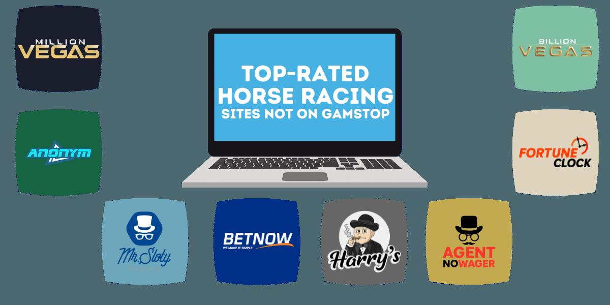 top horse racing sites not on gamstop