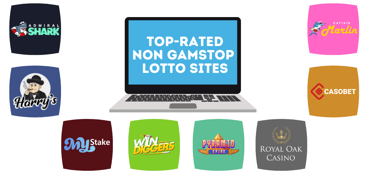 top lottery sites not on gamstop