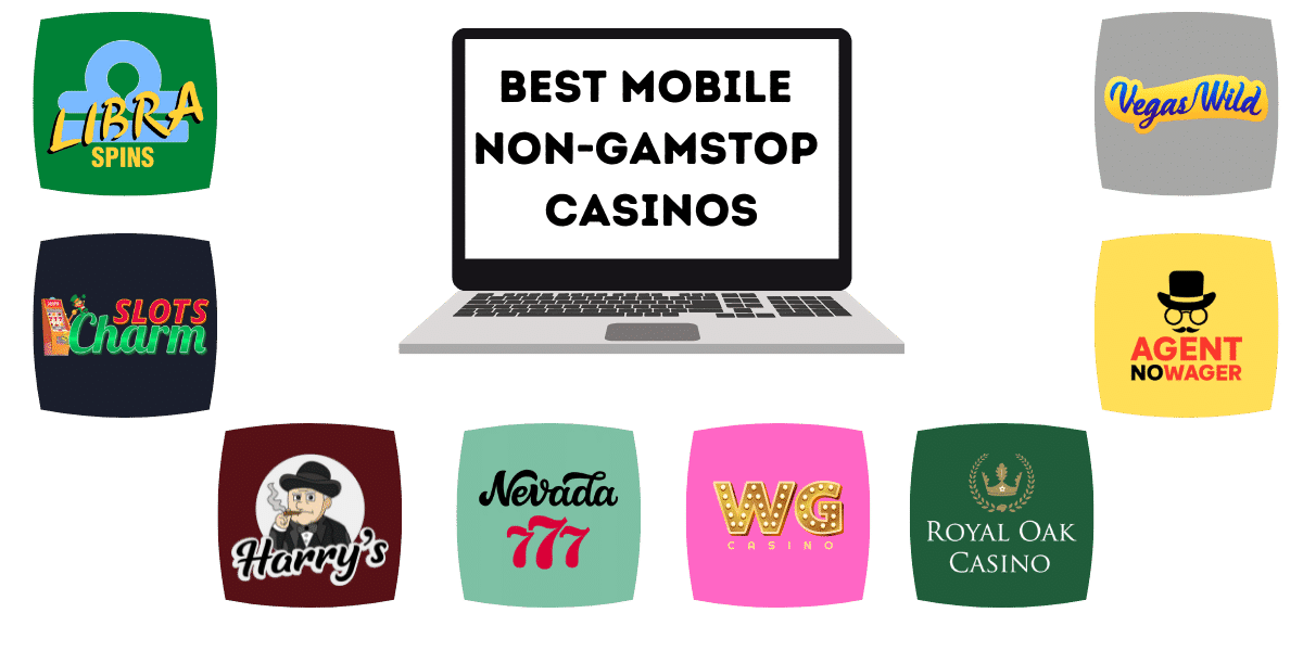 best mobile casinos not on gamstop