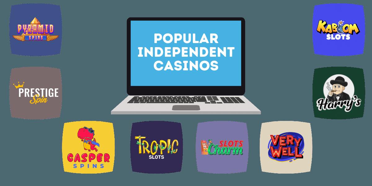 popular independent casino sites uk